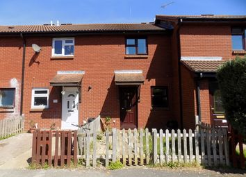 Thumbnail 2 bed terraced house for sale in Cabot Drive, Dibden