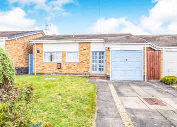 Thumbnail 2 bedroom detached bungalow for sale in Jessop Close, Leicester