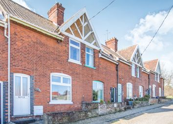 Thumbnail 3 bed terraced house for sale in Church Lane, Mundesley, Norwich