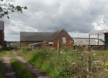 Thumbnail Barn conversion for sale in Leigh Road, Bramshall, Uttoxeter
