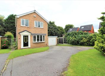 Thumbnail 3 bed detached house for sale in Rosedale Gardens, Barnsley, South Yorkshire