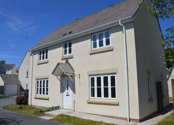 Thumbnail 4 bed property to rent in Parc Starling, Johnstown, Carmarthen