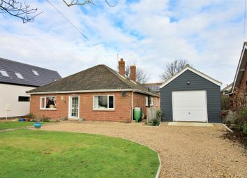 Thumbnail 5 bed detached bungalow for sale in Cromer Road, Mundesley, Norwich
