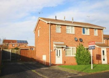 Thumbnail 2 bed semi-detached house to rent in Maple Drive, Chellaston, Derby