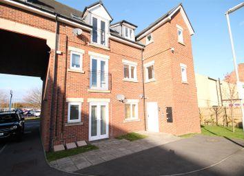 Thumbnail 2 bedroom flat to rent in Grange Court, Carrville, Durham