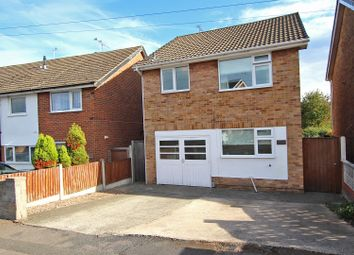 Thumbnail 3 bed detached house for sale in First Avenue, Carlton, Nottingham