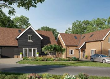 Maydencroft Lane, Gosmore, Hitchin SG4. 4 bed detached house for sale