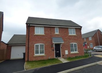 Thumbnail 3 bed detached house for sale in Downy Drive, Pineham, Northampton, Northamptonshire