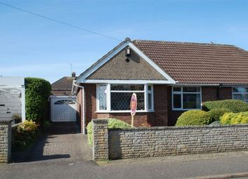 Thumbnail 2 bed semi-detached bungalow for sale in Muscott Lane, Duston, Northampton
