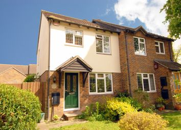 Thumbnail 3 bed terraced house to rent in Kings Chase, East Molesey