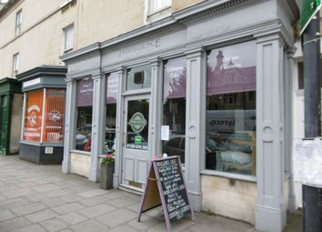 Thumbnail Restaurant/cafe for sale in Bathwick Street, Bath