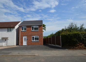 Thumbnail 3 bed detached house for sale in Exhall Road, Keresley End, Coventry, West Midlands