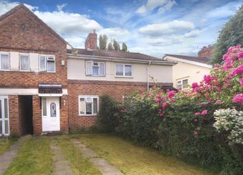 Thumbnail 3 bed terraced house for sale in Hughes Avenue, Bradmore, Wolverhampton