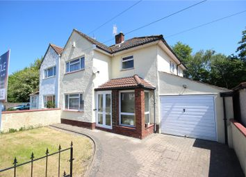 Thumbnail 3 bed semi-detached house for sale in Home Close, Bristol