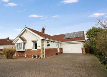 Thumbnail 5 bed detached bungalow for sale in Monmouth Court, Widdrington, Morpeth