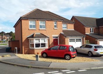 Thumbnail 4 bed detached house to rent in Carram Way, Lincoln