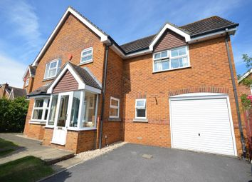 Thumbnail 4 bed detached house to rent in Vitre Gardens, Lymington