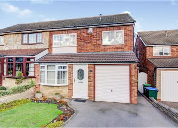 Thumbnail 3 bed semi-detached house for sale in Baker House Grove, Birmingham