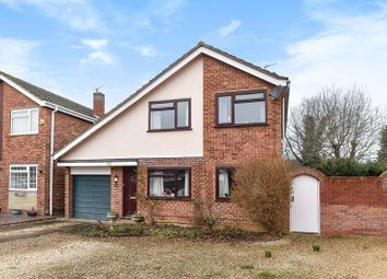 Thumbnail 3 bed detached house for sale in Loddon Close, Abingdon