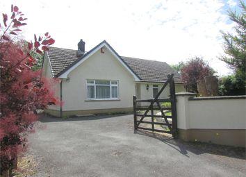 Thumbnail 3 bedroom detached bungalow for sale in Noonamah, Gower Villa Lane, Clynderwen, Pembrokeshire