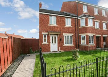 Thumbnail 3 bed property for sale in Trinity Way, Bridgwater