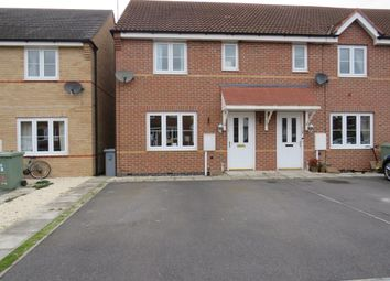 Thumbnail 3 bedroom end terrace house for sale in Dale Crescent, Fernwood, Newark