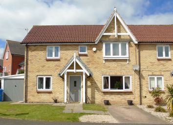 Thumbnail 4 bedroom semi-detached house for sale in Hawthorn Road, Widdrington, Morpeth