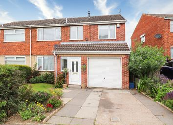 Thumbnail 4 bed semi-detached house for sale in Church Lane, Aston, Sheffield