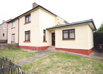 Thumbnail 3 bedroom semi-detached house for sale in West Avenue, Uddingston, Glasgow