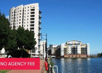 Thumbnail 2 bed flat to rent in Vega House, Celestia, Falcon Drive, Cardiff Bay