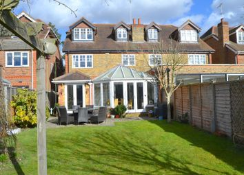 Thumbnail 5 bed semi-detached house for sale in Loriners Close, Cobham
