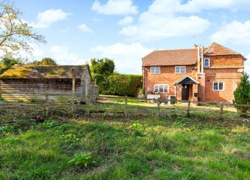 Thumbnail 3 bed end terrace house for sale in The Barracks, Tunworth, Basingstoke