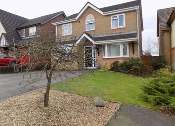 Thumbnail 4 bed detached house for sale in Hunters Ridge, Tonna, Neath, Neath Port Talbot.