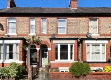 Thumbnail 3 bed terraced house for sale in Oldfield Road, Sale