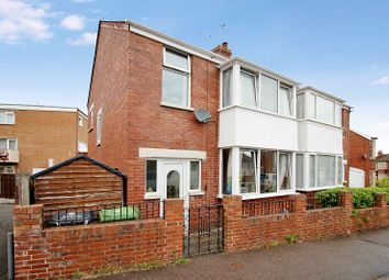 Thumbnail 3 bed semi-detached house for sale in Anthony Road, Heavitree, Exeter