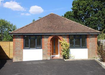 Highlands Crescent, Horsham RH13. 4 bed detached bungalow