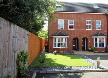 Thumbnail 4 bed end terrace house for sale in Dashwood Close, Camberley