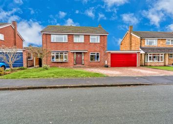 Thumbnail 4 bed detached house for sale in The Flashes, Gnosall, Stafford