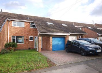 Thumbnail 4 bed semi-detached house for sale in Marsh Lane, Leonard Stanley, Stonehouse