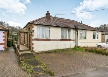 Thumbnail 3 bed semi-detached bungalow for sale in Limes Avenue, Bramford, Ipswich