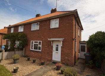 Thumbnail 3 bed semi-detached house for sale in Saxon Road, Saxmundham