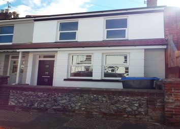 Thumbnail 2 bed property to rent in Lanfranc Road, Worthing