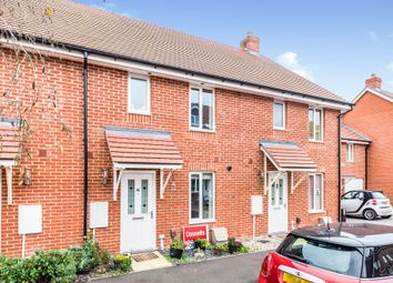 3 bed terraced house for sale in Adams Road, Picket Piece, Andover SP11