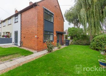 Thumbnail 3 bed semi-detached house to rent in Bradwell Lane, Newcastle-Under-Lyme