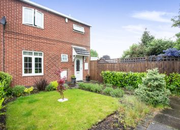 Thumbnail 3 bed end terrace house for sale in Stonebroom Walk, Shelton Lock, Derby