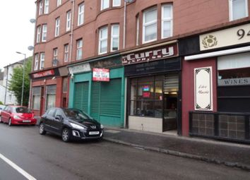 Thumbnail Studio to rent in Tullis Street, Glasgow