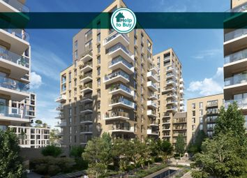 Thumbnail 1 bed flat for sale in Tizzard Grove, London