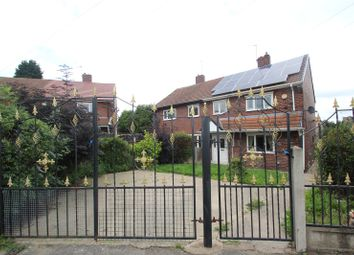 3 bed semi-detached house for sale in Burntwood Crescent, South Kirkby WF9