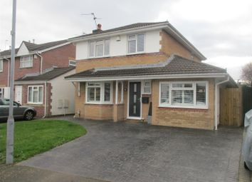 Thumbnail 4 bed detached house for sale in Bessborough Drive, Carlton Gardens, Grangetown, Cardiff