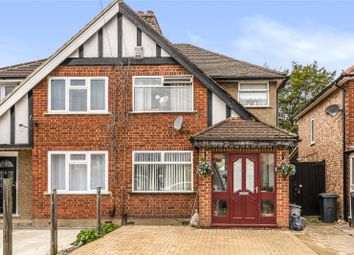 Thumbnail 3 bed semi-detached house for sale in Glisson Road, Uxbridge